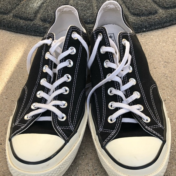 Converse Chuck 70 Black Lo Size: 11